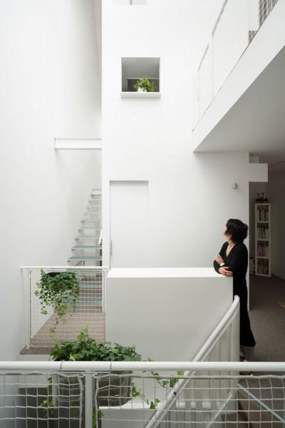 Nhà đẹp theo phong cách Duplex tại Amsterdam với không gian tràn ngập ánh sáng tự nhiên