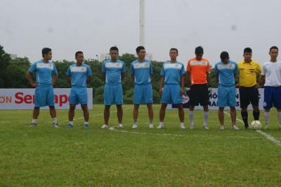 3 đội bóng vào Tứ kết giải bóng đá doanh nghiệp Hà Nội mở rộng 2015