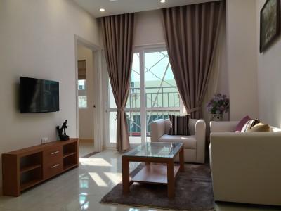 Thiết kế và thi công căn hộ chung cư mẫu dự án PCC1 Complex Ba La - Hà Đông