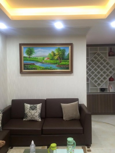 Thiết kế nội thất chung cư nhà anh Minh - Khu Nàng Hương - Nguyễn Trãi