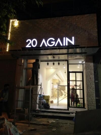 Thiết kế shop thời trang 20 Again Nguyễn Trãi