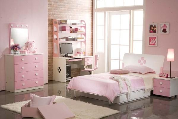 Phòng ngủ cho gái yêu